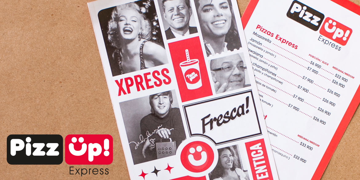 PIZZ'UP! Express